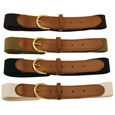 Set of 4 Stretchy Belts