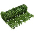 Faux Ivy Fence Roll