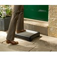 Slip-Resistant Portable Raised Step