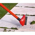 Extendable 2-in-1 Patio Brush