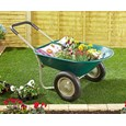 Easy Cart Tipper Wheelbarrow 85L