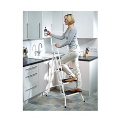 Safety Stepladder, 3-step