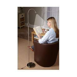 LED Flexible 'Daylight' Reading Table with FREE Floor Lamp
