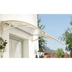 Instant-Fit Door Canopy
