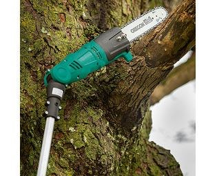 Electric Long Reach Hedge Trimmer Amp Branch Lopper