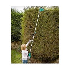 Electric Long-Reach Hedge Trimmer & Branch Lopper
