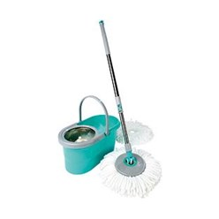 Bergman Spin Mop and Bucket