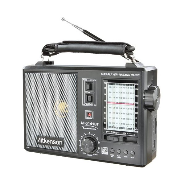 Neostar 10 Band Rechargeable Radio
