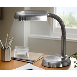 Daylight Floor Lamp and FREE Desk Lamp Chrome