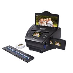 Neostar Photo, Negative and Slide to SD Card Scanner